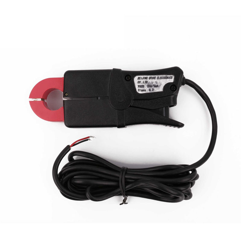 200A Clamp On AC Current Probe High Accuracy For Electric Meter Testing