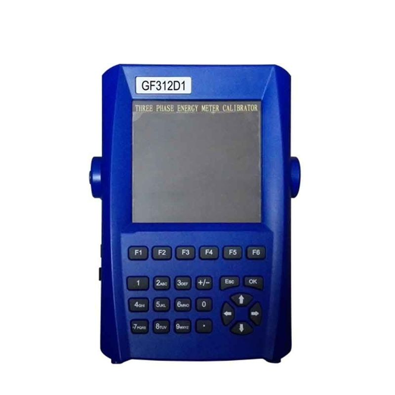 Three Phase Portable Meter Test Equipment , Portable Test Equipment 0.05% Accuracy