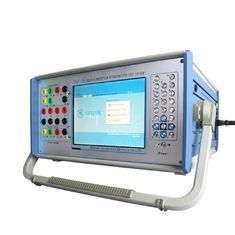 Portable Secondary Current Injection Test Set , Secondary Injection Test Equipment 300V for relay pretection