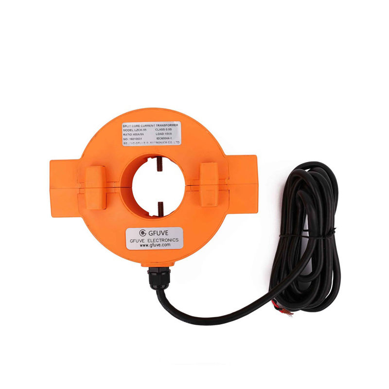 Outdoor Waterproof Split Core Current Transducer 1500A Medium Voltage